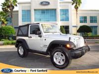 2010 JEEP Wrangler SUV 4WD 2dr Sport Our Location is: