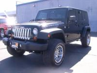 2010 Jeep Wrangler Unlimited 4dr 4x4 Rubicon Rubicon