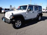 2010 Jeep Wrangler Unlimited 4dr 4x4 Sport Our Location