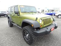 Fremont Certified, ONLY 63,300 Miles! 4x4, Aluminum