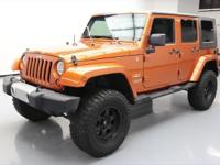 This awesome 2010 Jeep Wrangler 4x4 comes loaded with