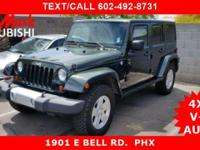 ** UNLIMITED SAHARA ** 4 x 4 ** ONLY 54K MILES ** HARD