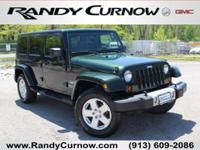 Options:  2010 Jeep Wrangler Unlimited