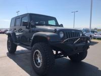 Wrangler Unlimited Sahara, 4WD, BLUETOOTH, Cruise