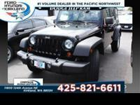 Wrangler Unlimited Sport, 4D Sport Utility, and 4WD.