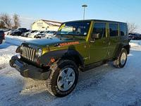 Options:  2010 Jeep Wrangler Unlimited Sport|Just