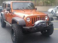 Options:  2010 Jeep Wrangler Unlimited 4Wd 4Dr