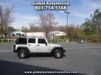Options:  2010 Jeep Wrangler 4X4 Automatic One Owner