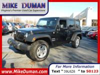 LIFTED!! LIFTED!! LIFTED!! Wrangler Unlimited Sport,