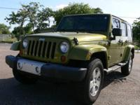 2010 Jeep Wrangler Unlimited Sport Utility Sahara Our