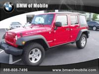 BMW of Mobile presents this CARFAX 1 Owner 2010 JEEP