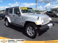 2010 JEEP Wrangler Unlimited SUV 4WD 4dr Sahara Our