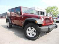 2010 Jeep Wrangler Unlimited SUV Our Location is: