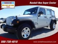 Randall Noe Supercenter presents this 2010 JEEP