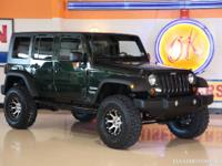 This Wrangler is a Carfax Certified One Owner Vehicle