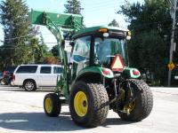 John Deere 4520 4wd Tractor ! I WILL DELIVER TO SERIOUS
