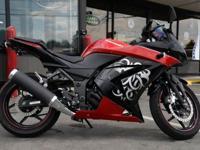 2010 Kawasaki EX250-J Ninja - WE FINANCE - STK#9453