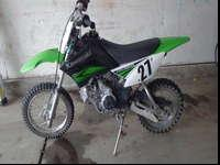 2010 Kawasaki KLX 110L. Great Bike. Great Condition and