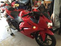 2010 ninja 250 for sale 3999.00. Only real interested