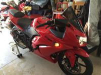2010 Kawasaki Ninja - 250 low miles - 3800 firm Lots of