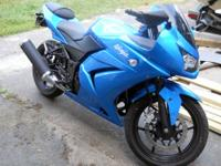Selling my 2010 Kawasaki Ninja 250R. In Excellent