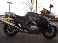 Motorcycles Sport 8301 PSN . 2010 Kawasaki Ninja ZX-14