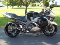 2010 kAWASAKI Ninja ZX14, For sale- Special Edition