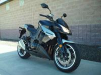 Description Make: Kawasaki Mileage: 2,876 miles Year: