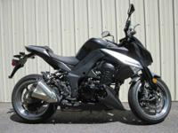 If the new Z1000 knocks your eyeballs out that s
