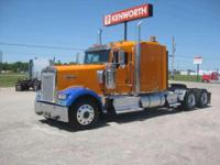 Description Make: Kenworth Mileage: 331,000 miles Year: