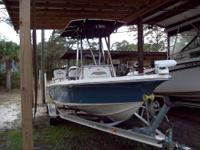 Boat Type: Power What Type: Bay Boat Year: 2010 Make: