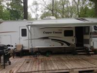 2010 Keystone Copper Canyon (CT) - $23,900 Length: 34