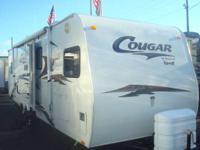 2010 Keystone Cougar 29 FKS Travel Trailers Destination