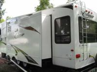 2010 Keystone Cougar. Considered to be fully self