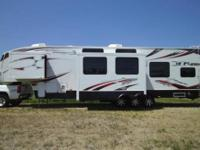 I am selling my 2010 Fusion 40 foot toy hauler.