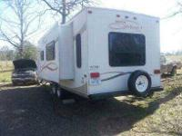 2010 Keystone Hornet Ultra Lite Travel Trailer This
