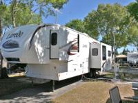 RV Type: Fifth Wheel Year: 2010 Make: Keystone Model: