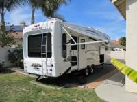"2010 Keystone Montana ""Hickory"" Series Fifth Wheel,"