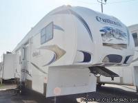 2010 KEYSTONE OUTBACK SYDNEY, 320 FDB FIFTH WHEEL Come