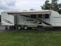 2010 Keystone Passport GT Series M-3050 BH. Excellent