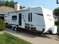 2010 Keystone Hideout Hornet Travel Trailer. Length