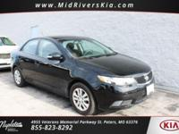This 2010 Kia Forte in includes, Bluetooth, Sirius-XM