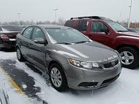 Introducing the 2010 Kia Forte! Very clean and very