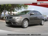 2010 Kia Forte EX Sedan, *** FLORIDA OWNED VEHICLE ***