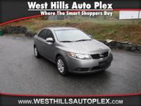 CarFax 1-Owner, This 2010 Kia Forte EX will sell fast