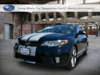 2010 Kia Forte Koup 2dr Car SX Our Location is: Corpus