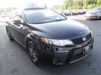 This 2010 Kia Forte Koup 2dr 2dr Coupe Automatic EX