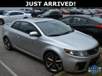 New Price! This Forte Koup features:  Clean CARFAX.