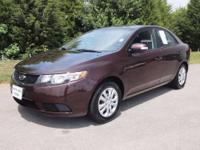 2010 Kia Forte Sedan EX Our Location is: Cadillac of