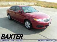 Spicy Red exterior and Beige interior, EX trim.